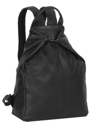 The Chesterfield Brand Manchester Backpack Black