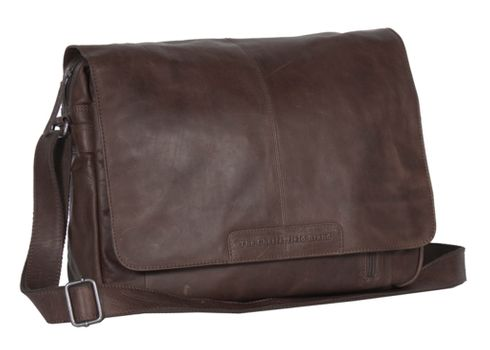 The Chesterfield Brand Richard Shoulderbag Brown