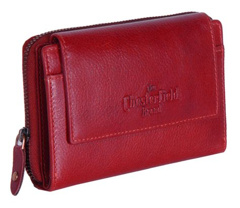 The Chesterfield Brand Shannon Ladies Purse Red