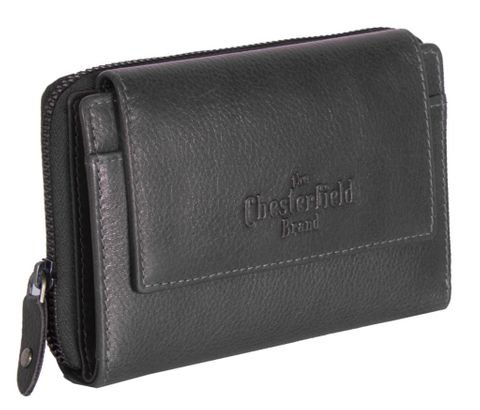 The Chesterfield Brand Shannon Ladies Purse Black