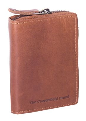The Chesterfield Brand Robin Creditcard Wallet Cognac