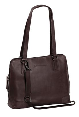 The Chesterfield Brand Manon Shoulderbag Brown