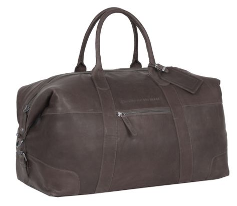The Chesterfield Brand Portsmouth Travel Bag Brown