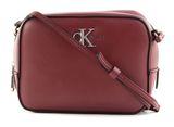 Calvin Klein CKJ Monogram Camera Bag Beet Red online kaufen bei modeherz