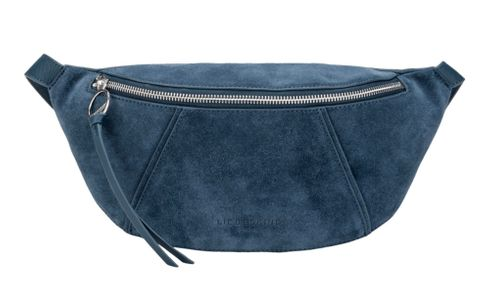 LIEBESKIND BERLIN Hydro Suede / Rossi BeltBag China Blue
