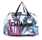 Desigual Arty Packable Hand Bag Blanco buy online at modeherz
