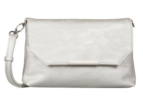 TOM TAILOR Kenza Clutch Silver