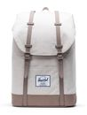 Herschel Retreat Backpack Overcast Crosshatch / Pine Bark online kaufen bei modeherz