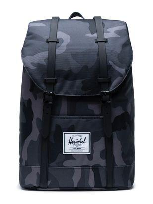 Herschel Retreat Backpack Night Camo
