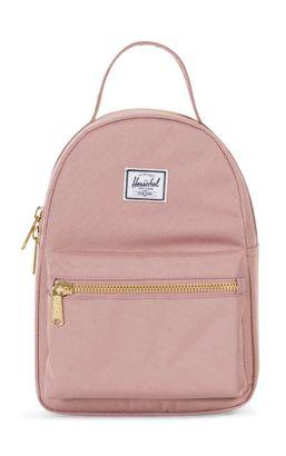 Herschel Nova Mini Backpack Ash Rose