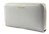 COCCINELLE Metallic Soft Zip Around Wallet Glass online kaufen bei modeherz