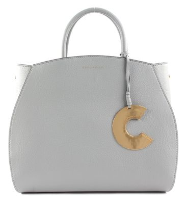 COCCINELLE Concrete Handbag Glass