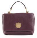 COCCINELLE Liya Hand Bag Plum / Blossom online kaufen bei modeherz