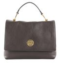 COCCINELLE Liya Top Handle Bag Testa Moro / Noir buy online at modeherz