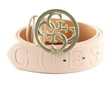 GUESS Not Convertible Not Adjustable Belt W85 Blush online kaufen bei modeherz