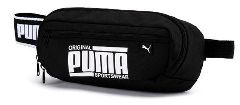 PUMA Sole Waist Bag Puma Black