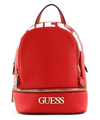 GUESS Skye Backpack Red