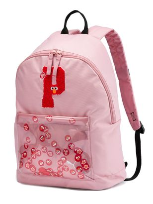 PUMA Sesame Street Backpack Sport Bridal Rose