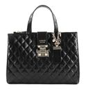 GUESS Tiggy Society Satchel Black buy online at modeherz