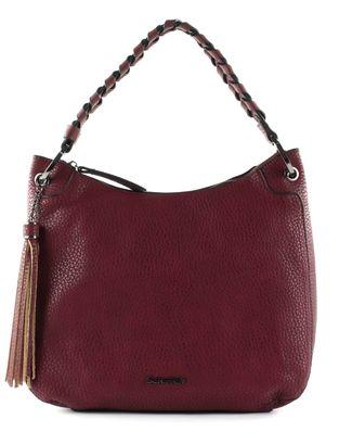 SURI FREY Piggy Shoulder Bag M Wine