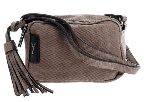 SURI FREY Mercy Crossover Bag S Taupe