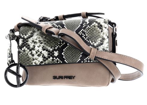 SURI FREY Claudy Shoulder Bag with Flap Sand