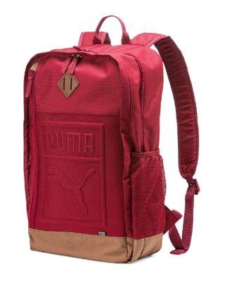 PUMA S Backpack Rhubarb