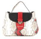 VALENTINO by Mario Valentino Drum Satchel Rosso / Multicolor buy online at modeherz
