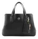 TOMMY HILFIGER Charming Tommy Medium Work Bag Black online kaufen bei modeherz