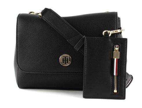 TOMMY HILFIGER Charming Tommy Crossover Black