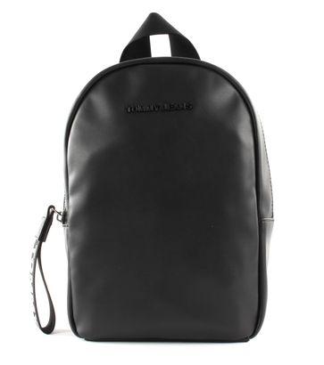 TOMMY HILFIGER TJW Femme PU Mini Backpack Black