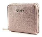 LIU JO Manhattan Zip Around Wallet S Red Sand buy online at modeherz
