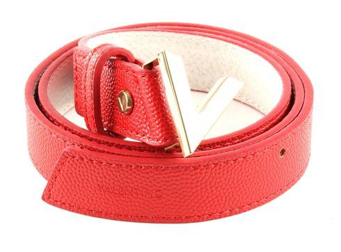VALENTINO by Mario Valentino Divina Belt W85 Rosso
