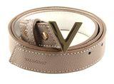 VALENTINO by Mario Valentino Divina Belt Taupe buy online at modeherz