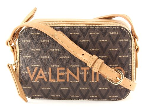 VALENTINO by Mario Valentino Liuto Lady Crossover Bag Cuoio / Multicolor