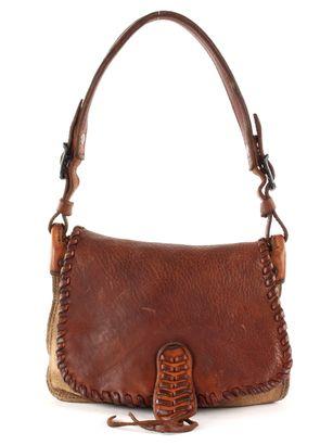 CATERINA LUCCHI Bramante Shoulder Bag S Beige