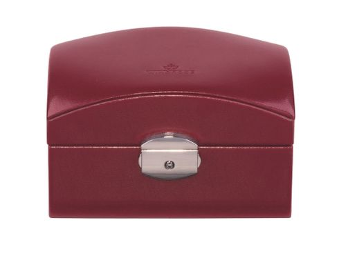WINDROSE Merino Jewelry Box S Red
