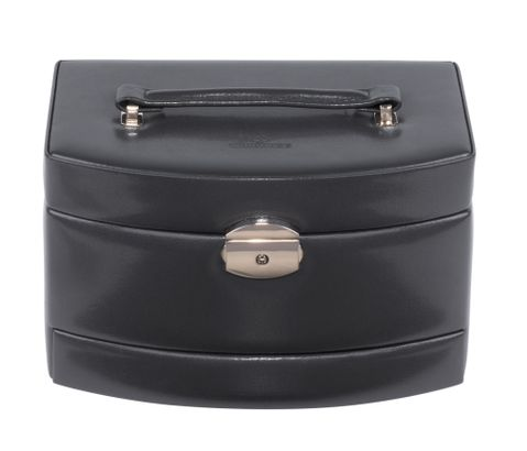 WINDROSE Merino Moda Jewelry Box M Anthracite