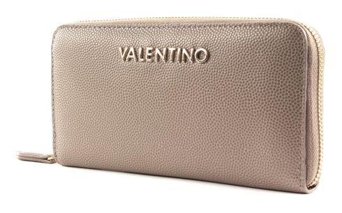 VALENTINO by Mario Valentino Divina Zip Around Wallet Taupe