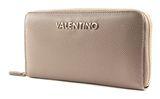 VALENTINO by Mario Valentino Divina Zip Around Wallet Taupe buy online at modeherz