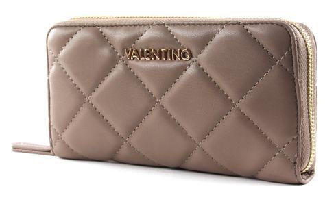 VALENTINO by Mario Valentino Ocarina Zip Around Wallet Taupe