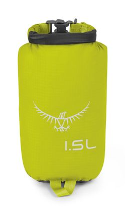 Osprey Ultralight DrySack 1,5 Electric Lime