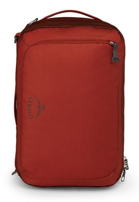 Osprey Transporter Global Carry-On 38 Ruffian Red
