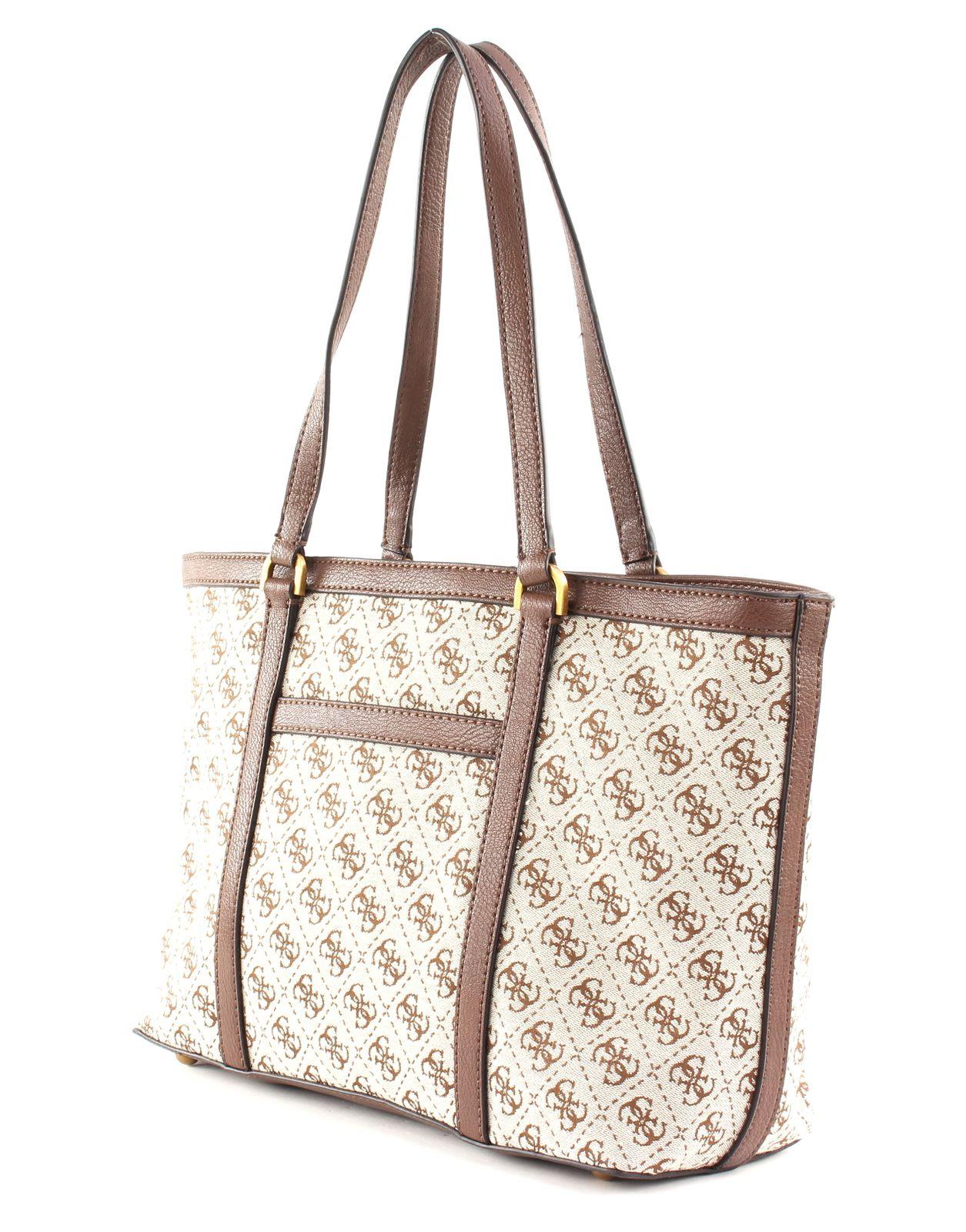 Borsa Guess Vintage Shopper Sb730424 Brown | Acquisti Online
