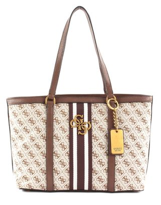 GUESS Guess Vintage Tote Brown