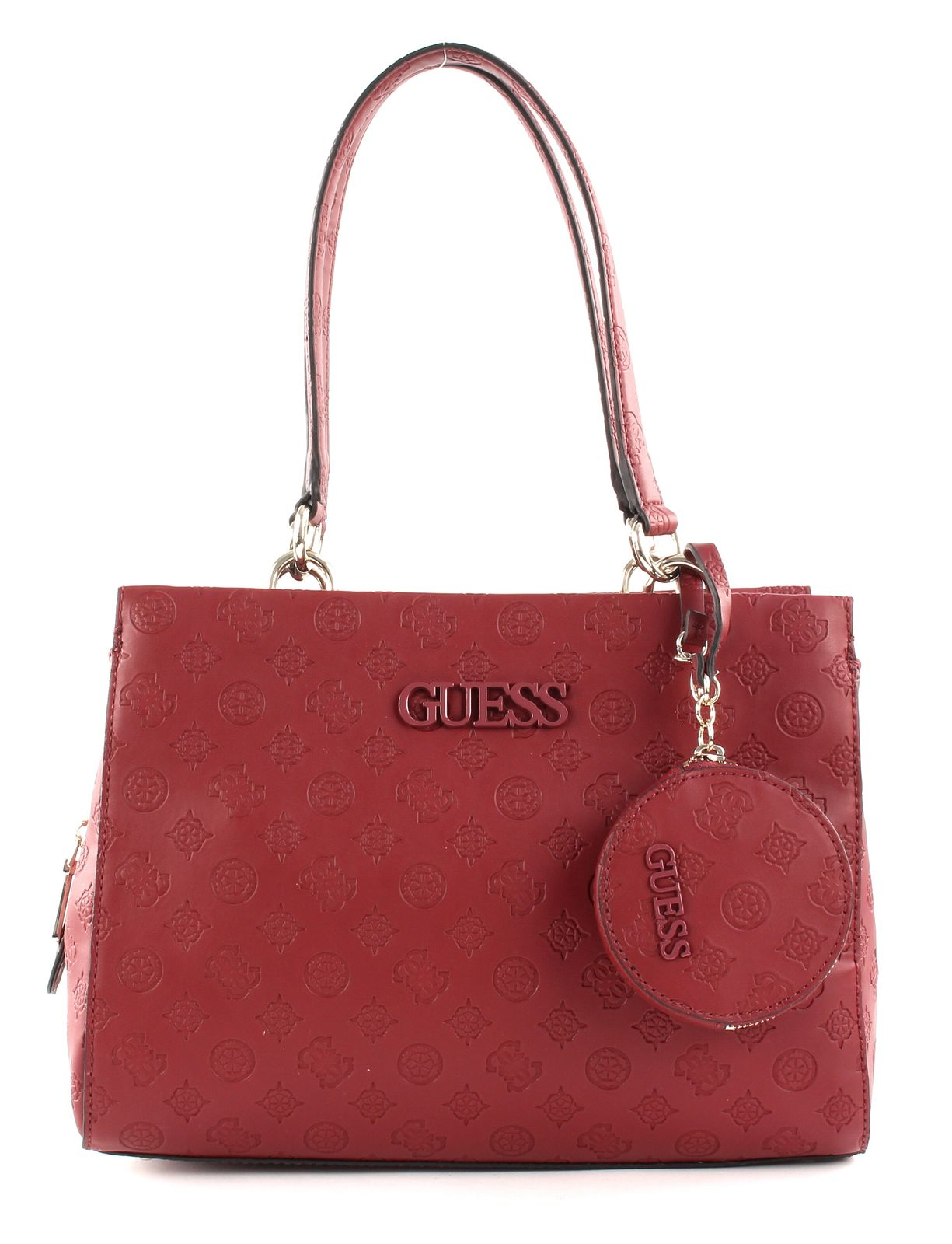 Women's red rucksack Guess Janelle | Meety