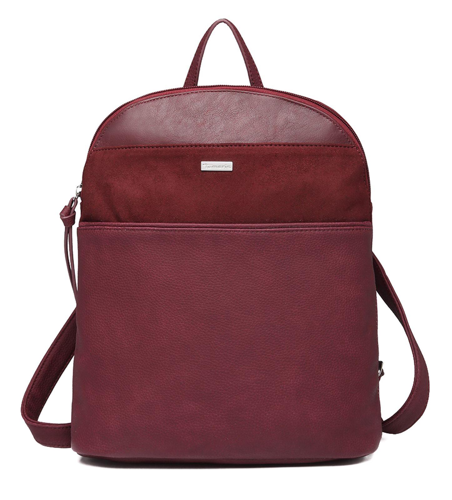 Tamaris Khema Backpack Bordeaux Comb.