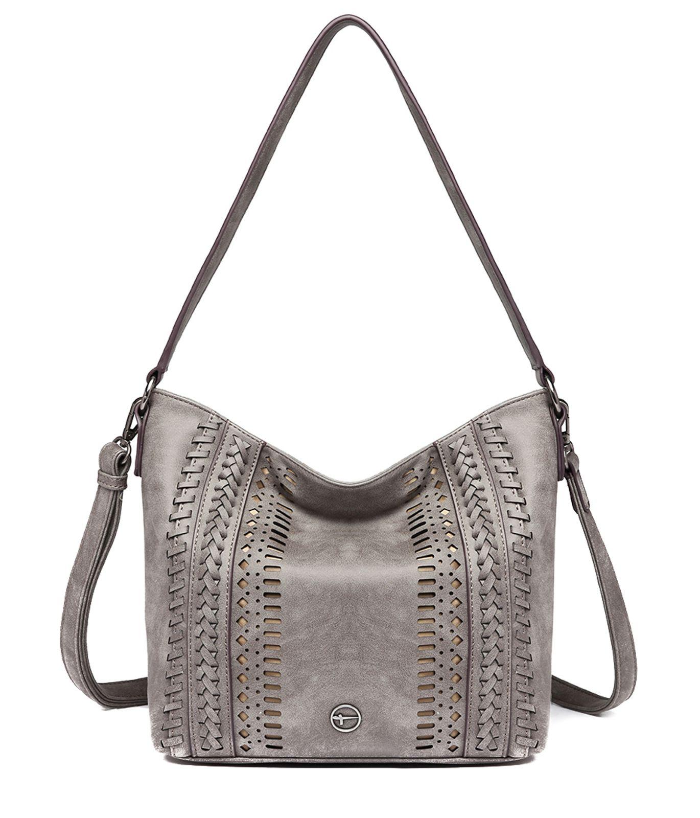 Tamaris Alfa Hobo Bag S Grey