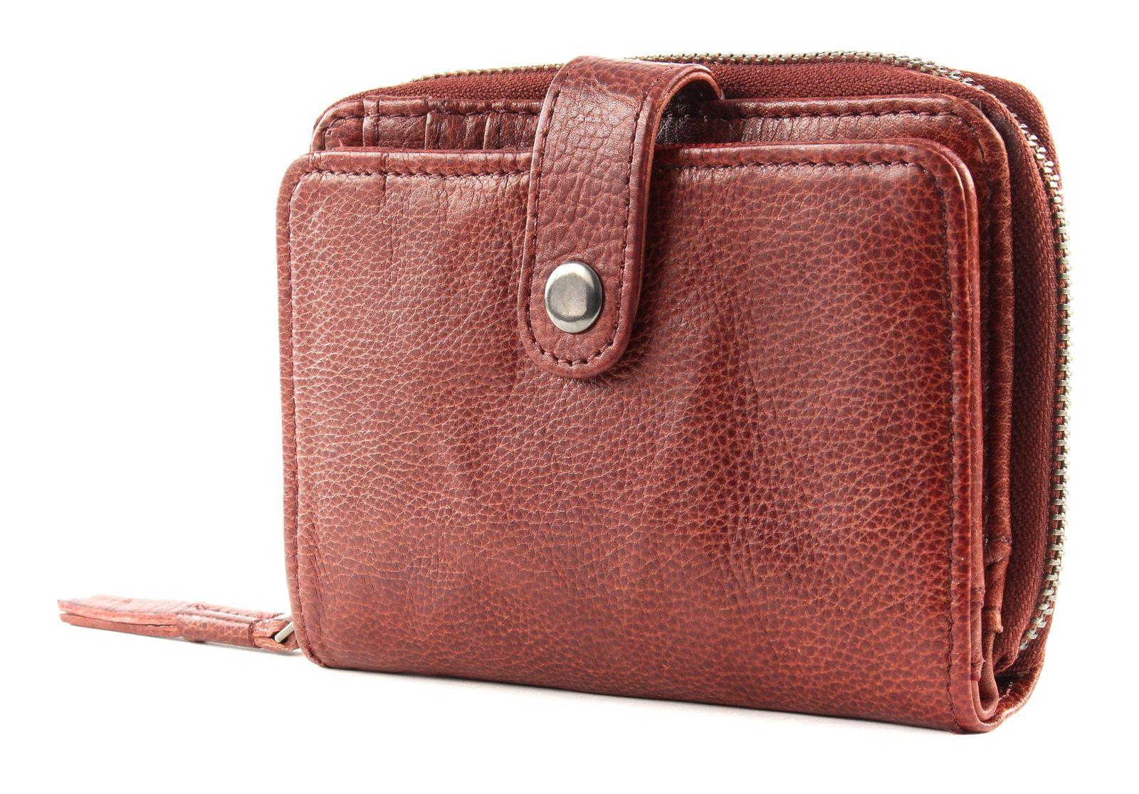 FREDsBRUDER WXD Wallet Flappy Geldbörse Red Rot Neu