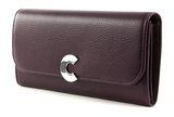 COCCINELLE Craquante Flap Wallet Plum online kaufen bei modeherz